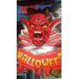 Adorno Cartel Halloween Diablo Decoracion Fiesta Terror
