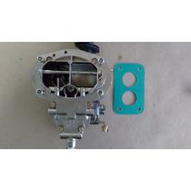 Carburador Opala 6cc H-34 Seie Solex Alcool - Niquel Novo