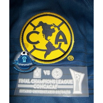 Match Detail Leyenda Final Ida Concachampions América 2016