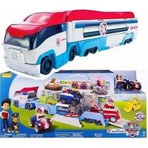 Paw Patrol Autobus Patrulla De Rescate Entrega Inmediata!!