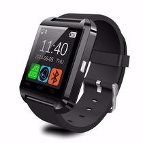 Relógio Inteligente Smartwatch U8 Sony T2 Entrega A Jato !!!