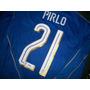 Camiseta Italia Euro 2016 Pirlo Verratti