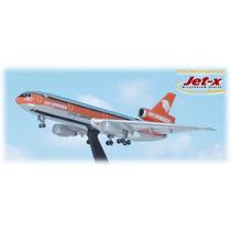 Aeroméxico Dc-10 Ciudad De México Naranja Jet-x Mexicana Eex
