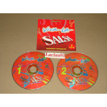 Viva La Salsa 1 - 2000 Musart Cd Doble Willie Colon Hildemar