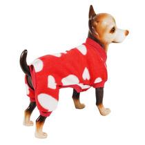 Roupa Para Cães Tip Top De Soft Vermelho Nº 2
