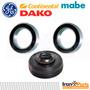 Kit Retentor E Rolamentos Lavadora Ge Dako Continental Mabe