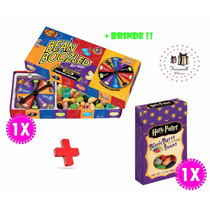 Combo Desafio Jelly Belly Bean Boozled Roleta + Harry Potter