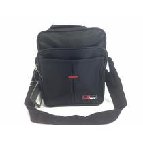 Pochete Mini Bolsa Mochila Masculina Carteira Para Viagem