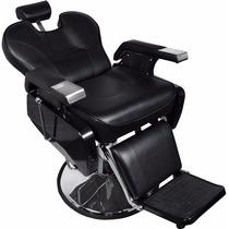 Silla Sillon Hidraulica Reclinable Estetica Salon Barberia