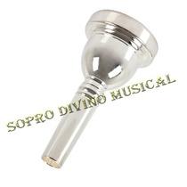 Bocal Calibre Fino Weril 5g Trombone Tenor Baixo Euphonium