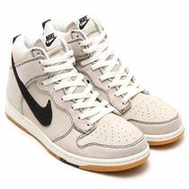 Botitas Nike Dunk Cmft Cuero Urbanas Hombre Moda Unicas