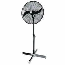 Ventilador Luft De Pie 30 Industrial Negro