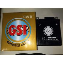 Bateria Cbx Twsiter 250 7 Amperes