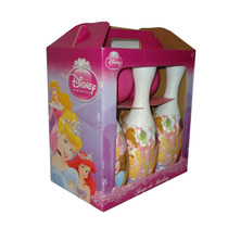 Bowling Chico Princesas Disney Con Accesorios Lelab 7080