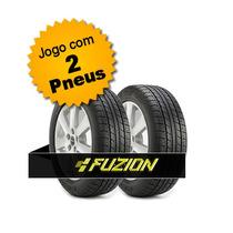 Kit Pneu Aro 15 Fuzion 195/55r15 Touring 85v 2 Unidades