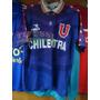 Camiseta U De Chile 1996 Diadora Numero 9 , Tifossi