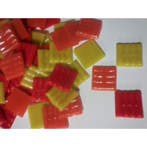 Venecitas X Kilo Rojo -naranja-amarillo -zona Oeste