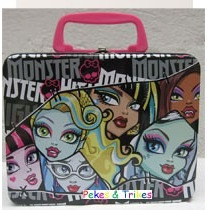Lonchera Monster High Dulcero Fiesta
