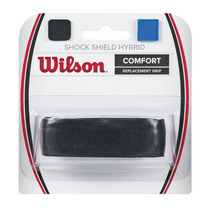 Grip Negro Wilson Shock Shield Hyper Raqueta Tennis