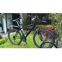 Bicicleta Todo-terreno Rin 26 , Marco En Acero Y Suspensión.