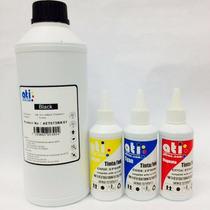Tinta Ati Para Impresora Epson L210 L355 L555 L800 Xp Combo