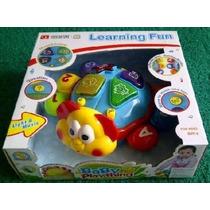 Baby Plaything Learning Fun Abc Juguete De Bebé Luz Sonidos