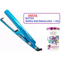 Prancha Nano Titanium Babyliss 450ºf Original - 110v + Botox