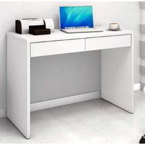 Mesa Para Computador / Escrivaninha 2 Gavetas Jb 6080 - Bran