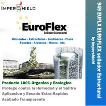 Euroflex..impermeabilizante Liquido Para Cimientos, Muros