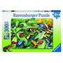 Juego Ravensburger Ranas Mascotas - 300 Pieza Del Rompecabe