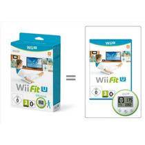 Wii Fit Meter + Wii Fit U Nuevo Sellado Original Nintendo