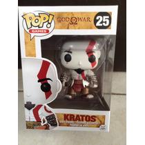 Funko Pop! Kratos De God Of War