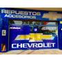 Kit X2 Amortiguadores Traseros Chevrolet Aveo Acdelco
