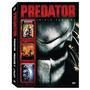 Depredador Pack 3 Peliculas Dvd