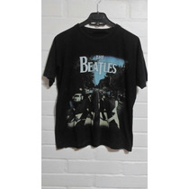 Polera De The Beatles, Talla S Adulto Buen Estado