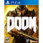 Doom Ps4 Preventa En Manvicio Store!!!
