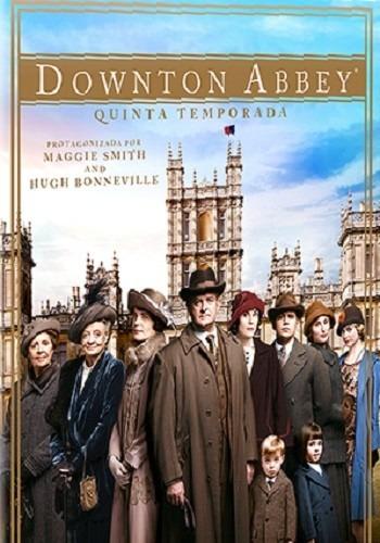Downton Abbey Paquete Con La Temporada 1 2 3 4 Y 5 En Dvd ...