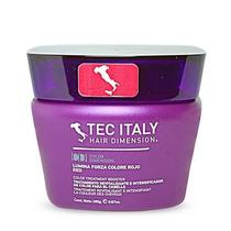 Máscara Lumina Forza Colore Vermelho Red Tec Italy 280gr