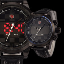 Reloj Shark Original Análogo Led Nuevo Envío Gratis !!!!