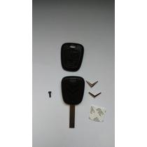Chave Citroen Carcaça C3 C4 C5 C8 Xsara Original Alarme