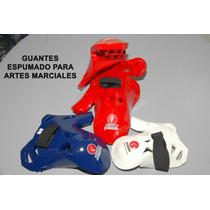 Guantes Espumados De Karate