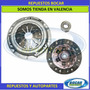 Kit De Clutch Embrague Valeo Chevrolet Esteem 1.6 98-02