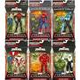 Figura Marvel Legends Duende Verde Baf Completo Set De The
