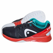 Zapatillas Head Tenis Nitro Team Negro/rojo 0093