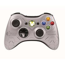 Controle Semi Novo Para Xbox 360 Personalizado Halo Reach