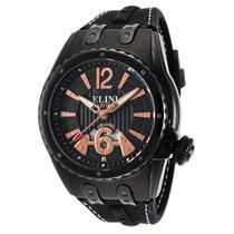 Reloj Elini Barokas 20007-bb-01-ra Es Genesis Vision Black