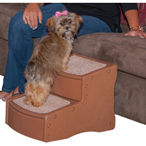 Pet Gear Easy Step Ii Pet Stairs, 2-step/for Cats And Dogs U