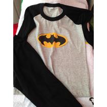 Pijama Disfraz De Batman Con Capa