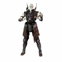 Mortal Kombat X - Quan Chi - Mezco - P. Entrega - Lancamento