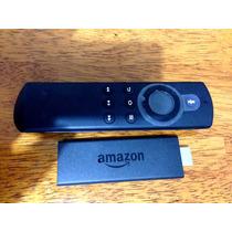 Amazon Fire Tv Control De Voz Con Kodi Instalado